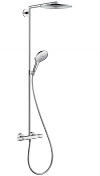 Душевая система Hansgrohe 27114000 Raindance Select Showerpipe 300