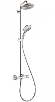 Душевая система Hansgrohe 27115000 Raindance Select Showerpipe 240