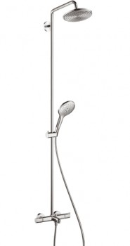 Душевая система Hansgrohe 27117000 Raindance Select Showerpipe 240